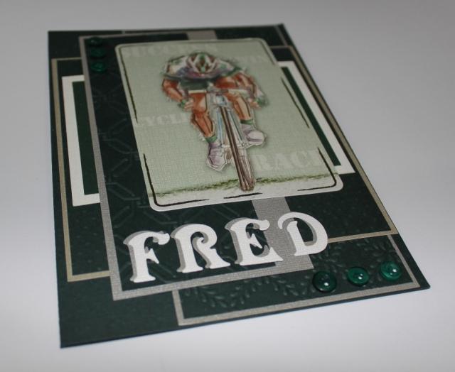 Fred Davis - the next Bradley Wiggins!