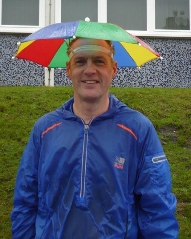 Yep - it was a wet run...