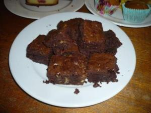 Brownies. Quite possibly the best brownies ever..