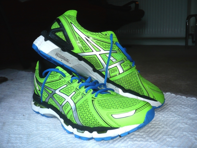 I do like my Asics!