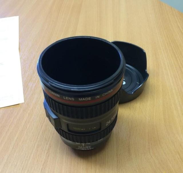 Got my mug. I now need some tea.
