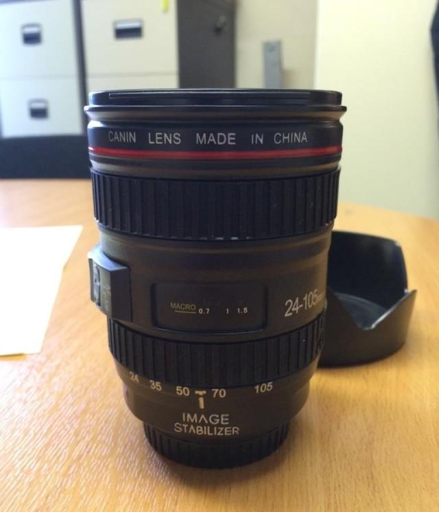 A new lens!