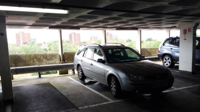 If Carlsberg did parking spaces..