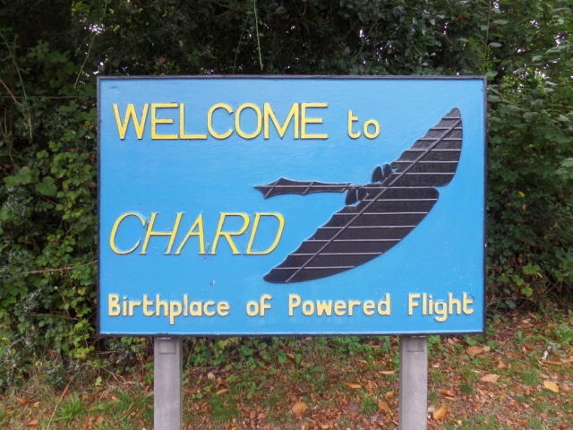 Proud to be a Chardian. Just don't ask me to do much flying!