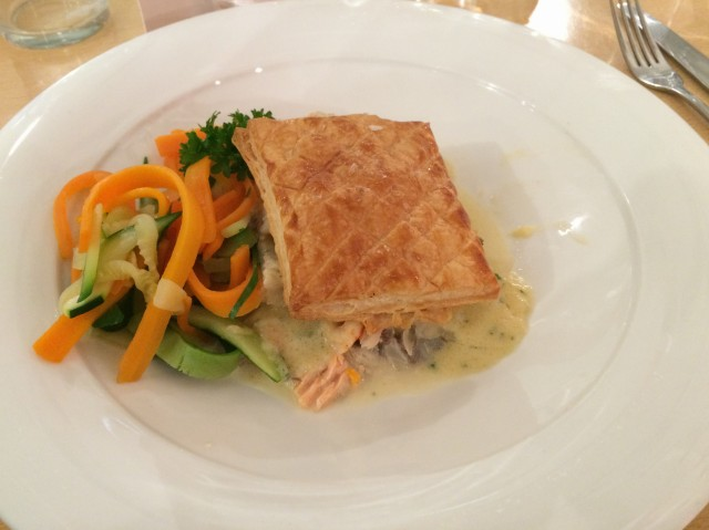 The ultimate in fish pie..